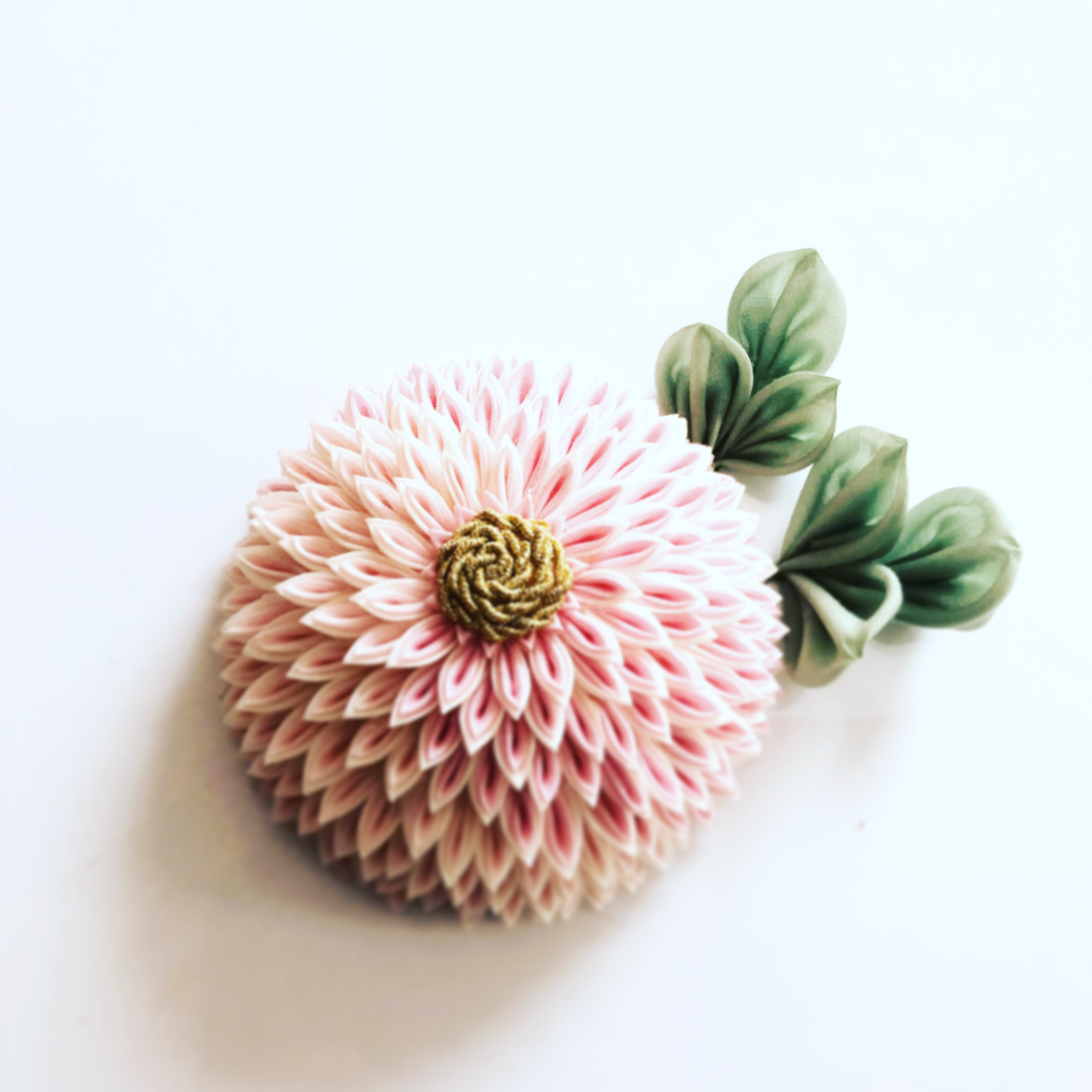 古典菊の2Wayクリップ